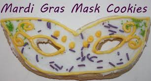 mardi gras cookie cutters mardi gras sugar cookie mask