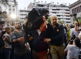catalonia u0027s independence referendum in photographs cetusnews