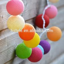 cotton string lights cotton string lights suppliers and