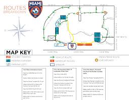 Florida Turnpike Map Everything You Need To Know For 4 9 Miami Fc