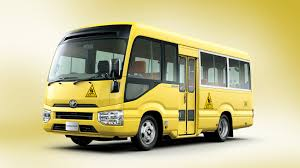 yellow toyota photos automobile 2016 17 toyota coaster bus 3840x2160