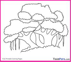banyan tree easy drawing pencil drawing drawing art ideas