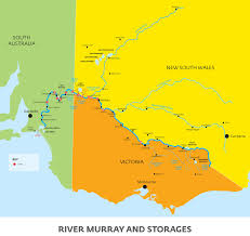 Map Of Rivers Sawater River Maps