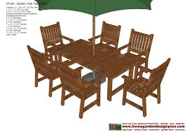 dining room table woodworking plans home garden plans gt100 garden teak tables woodworking plans