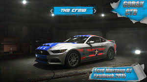 ford mustang gt fastback 2015 the crew tuning ford mustang gt fastback 2015 for spec