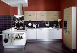 Kitchen Island With Hob And Sink Kitchen Minimalist Look Kitchen Cabinet Refinishing Idea Red