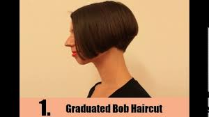 super short inverted bob haircut youtube