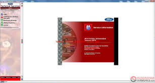 workshop manual ford motor company usa 2014 free auto repair manuals