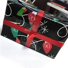 how do i wrap my presents perfectly jam