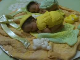 twin babies cake topper africanamerican by anafeke on etsy 30 00