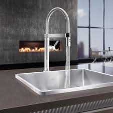 semi professional kitchen faucet blanco 441622 culina mini semi professional kitchen faucet 2 2 gpm