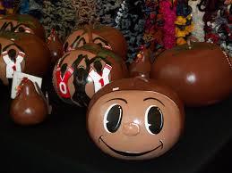 buckeye gourds handcrafted by carolyn lockwood hebron oh osu