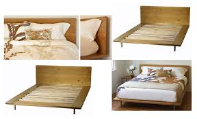 bed frame two best minimalist bed frame recommendations