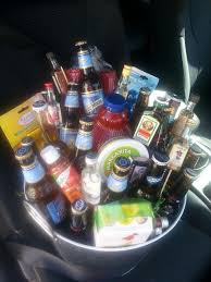 Liquor Baskets 29 Best Basket Ideas Images On Pinterest Basket Ideas Gifts And