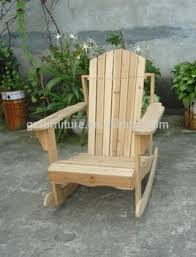 outdoor adirondack rocking wooden beach chair buy wooden
