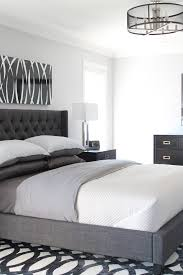 Bedroom Furniture Montreal Montreal Low Platform Bed Bedroom Transitional With Tufted Black