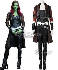 gamora costume guardians of the galaxy vol 2 gamora costume