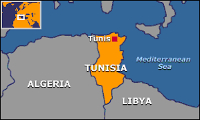 tunisia on africa map news middle east tunisia condemned for rights record