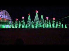 house with christmas lights to music christmas lights house trans siberian orchestra youtube