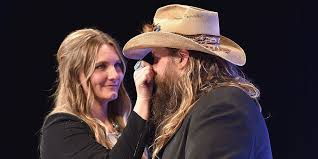 how chris and morgane stapleton met chris and morgane stapleton