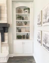 shelf decorations best 25 living room wall shelves ideas on pinterest with shelf decor