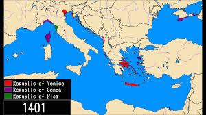 Genoa Italy Map by Venice Genoa And Pisa Youtube
