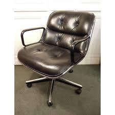 fauteuil bureau knoll vendu fauteuil de charles pollock modèle 12e1 édité par knoll