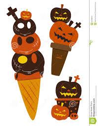 halloween food clip art halloween ice cream stock images image 32488934