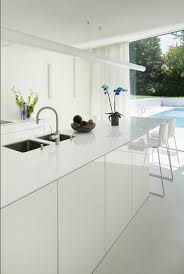 black and white modern kitchen black and white belgium house with modern sculptural additions