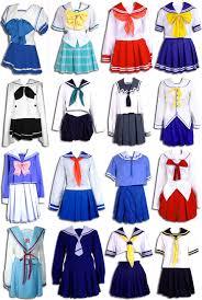 Uniformes japoneses de escolar japonesa