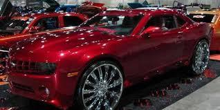 chevy camaro with rims chevy camaro on 28 s big rims custom wheels food