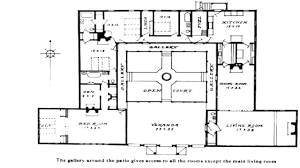 adobe home plans modern small house plans with courtyard lrg arresting adobe homes