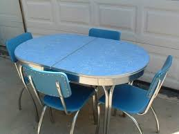1950s Kitchen Furniture 248 Best Chrome Kitchen Dinette Table And Chairs Images On
