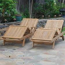 Modern Teak Outdoor Furniture by Outdoor Sun Chaise Lounger Liberty Lounge Chair