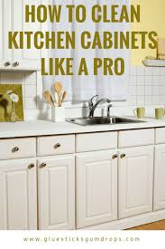 best thing to clean new kitchen cabinets how to clean kitchen cabinets to get rid of grime and