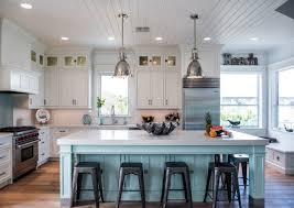 White Blue Kitchen Best Ways To Make Your Kitchen Ready For Resale