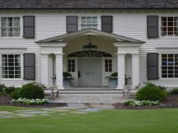 front door and shutter colors house exterior paint colors on