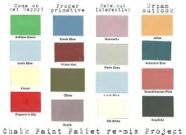 heirloom chalk paint colors u2014 paint inspirationpaint inspiration