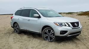 nissan pathfinder 2017 nissan pathfinder first drive review
