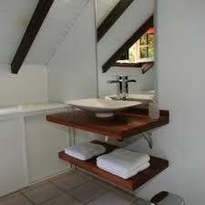 salle de bain plan de travail plan de travail épais flip design boisflip design bois