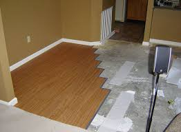 interlocking resilient plank flooring estate buildings