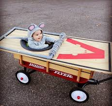 Baby Mouse Costume Halloween Kids Halloween Costume Mouse Baby Toddler Rat Wagon Stroller