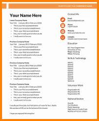 microsoft word free resume templates 10 microsoft word free resume templates new wood