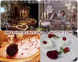sorprese con candele cena romantica a lume di candela in ristorante esclusivo