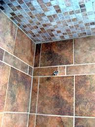Decorative Bathroom Tile by Bathroom Ceiling Tile Design Ideas For Stunning Decor
