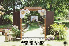 wedding arches coast diy wedding tips on a budget vintage inspired backyard wedding