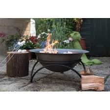 Firepits Co Uk Outdoor Pits Wood Burning Wayfair Co Uk