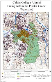 Map Of Grand Rapids Michigan by Plaster Creek Stewards Resources Maps Of The Plaster Creek