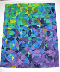 this is the best color combination for a storm at sea quilt