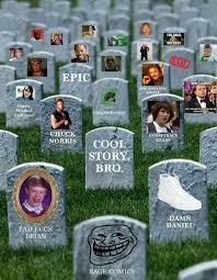 Dead Memes - are memes that use dead memes in modern format able to raise in